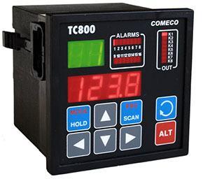 Програмируем контролер TC-800